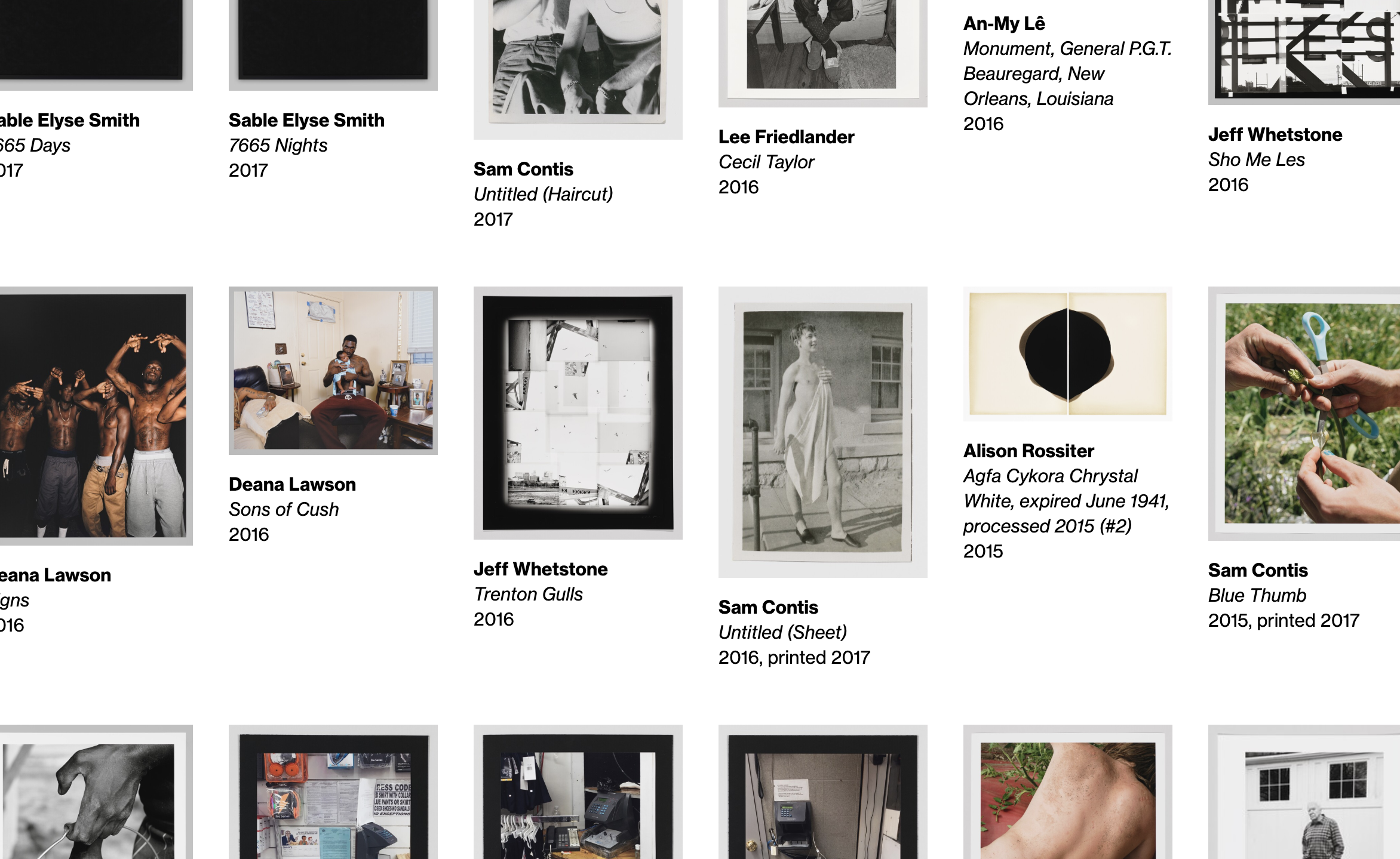 Relaunching Softly: the Whitney's Online Collection