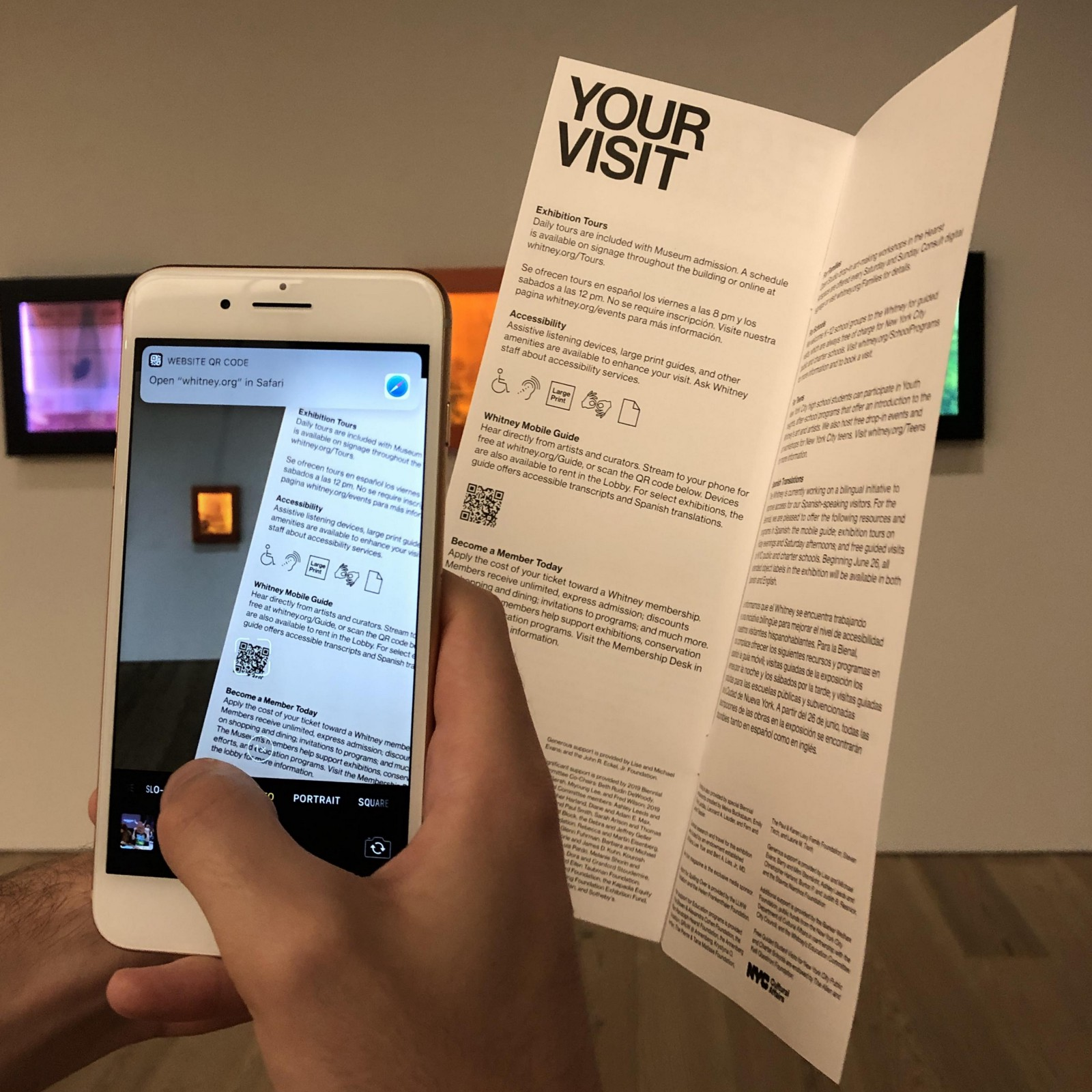 QR Codes: Alive and Well in the Museum?